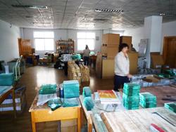 天津北口電子部材有限公司の様子